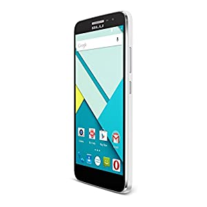 BLU Studio C 5.0-Inch Android Smartphone with Lollipop OS - Unlocked (White)