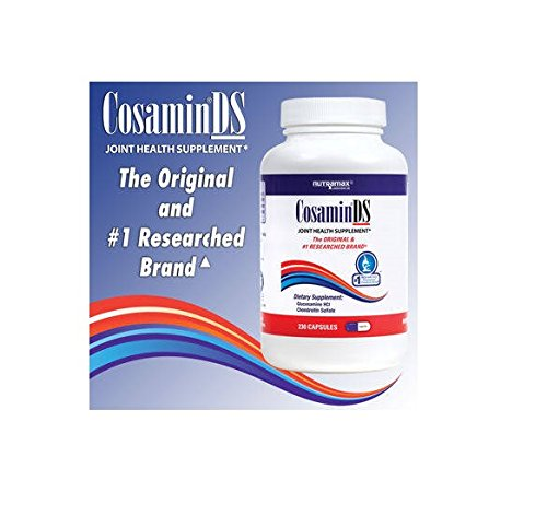 Cosamin DS Joint Health Supplement, 230 Capsules Personal He