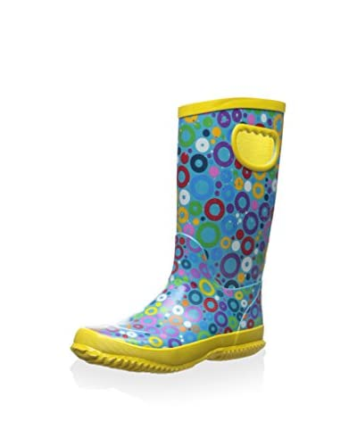 Splash Me Rainboots Kid's Printed Rainboot