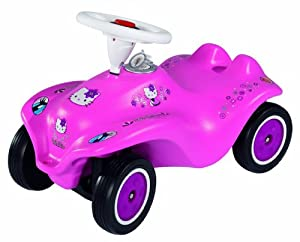 BIG 56190 - New-Bobby-Car Hello-Kitty, rosa