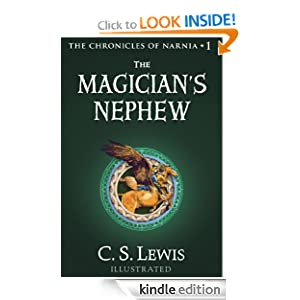 The Magician's Nephew: The Chronicles of Narnia $1.99