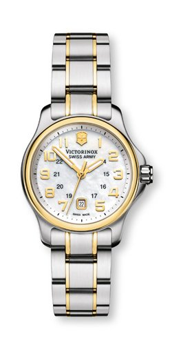 Victorinox Swiss Army Officers XS Two Tone Ladies Watch 241459
