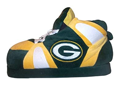 Happy Feet - Green Bay Packers - Slippers - Small