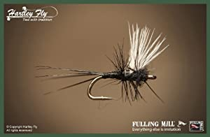 Buy FM1831 Fulling Mill Trout Fly Fishing Flies Midge Trico Thorax by Fulling Mill