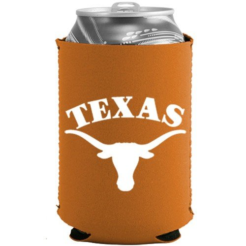 Texas Longhorns Kolder Kaddy Can Holder front-159350