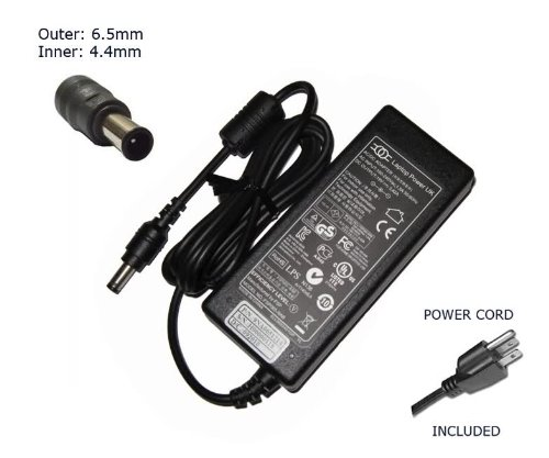 Laptop Notebook Charger for�Sony Vaio VPC-EB33FM/WI VPC-EB33FX/BJ VPC-EB33FX/T VPC-EB33FX/WI VPC-EB33GX�Adapter Adaptor Power Afford Laptop Power Branded (Power Cord Included)