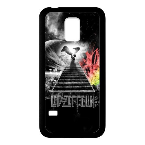 New Personalized Led Zeppelin Custom Laser Rubber Case For Samsung Galaxy S5 Mini (Not Samsung Galaxy S5)