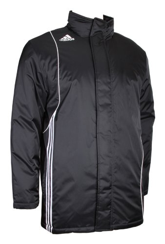 Adidas Sereno Stadium Jacket Mens Outerwear football Outdoor Coats hooded for men