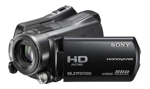 Sony HDR-SR12E HD Hard Disc Drive Handycam - 10MP