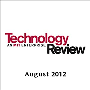 Audible Technology Review, August 2012 | [Technology Review]