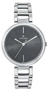 Titan Youth Analog Black Dial Women's Watch - NE2480SM02