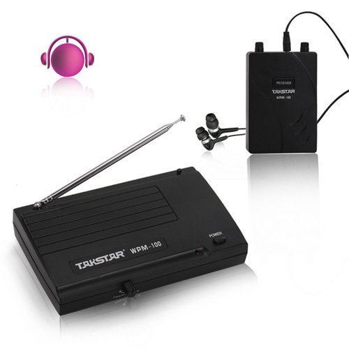 Koolertron(TM) New In Ear Professional Stage