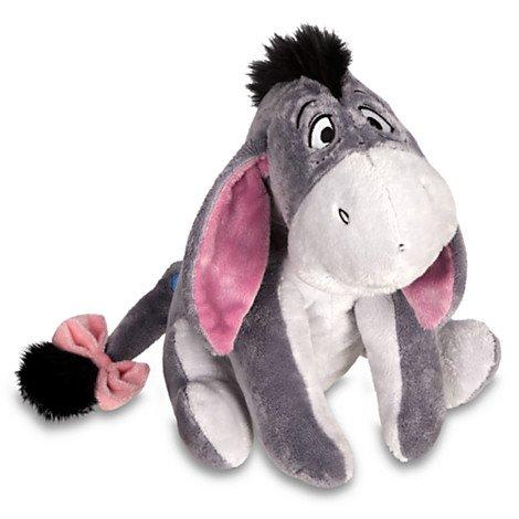 Disney ディズニー Eeyore Plush ぬいぐるみ 12インチ 30cm クマのプーさん イーヨー