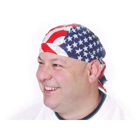 USA Bandana Caps