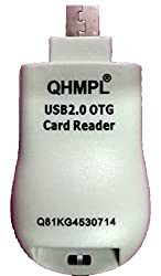 Quantum OTG Card Reader ( White)