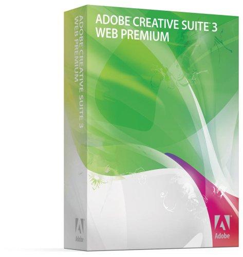 Adobe Creative Suite CS3 Web Premium [OLD VERSION]