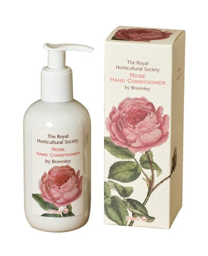 Royal Horticultural Society Rose Hand Conditioner 250ml