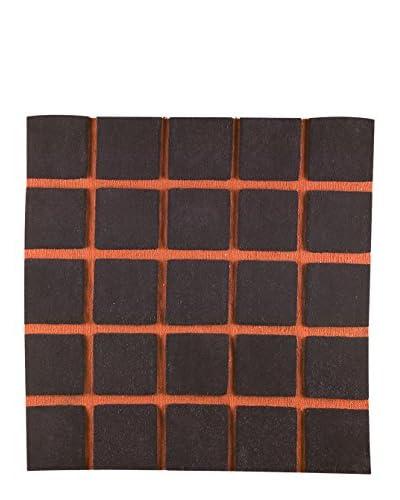 MAT The Basics Manhattan Rug, Brown, 6' 6 x 9' 9