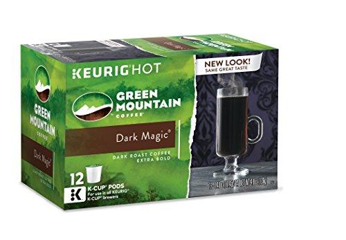 Green Mountain Coffee Dark Magic, Keurig K-Cups, 12 Count (Pack of 6) (Keurig Singles compare prices)