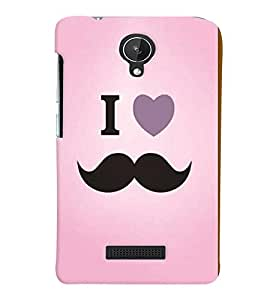 Micromax Canvas Spark Q380 MULTICOLOR PRINTED BACK COVER FROM GADGET LOOKS