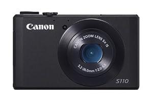 Canon Powershot S110 (2012) ( 12.1 MP,5 x Optical Zoom,3 -inch LCD )
