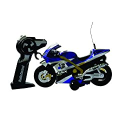 Classic Themes Remote Control Motor Bike with Sound & Light