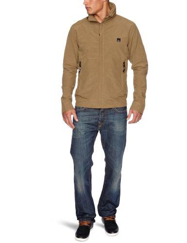 Bench Electronica Men's Jacket Khaki Small