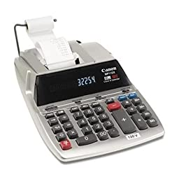 Canon, ( MP11DX ) Printing Calculator Durable And Spacious Keyboard Layout