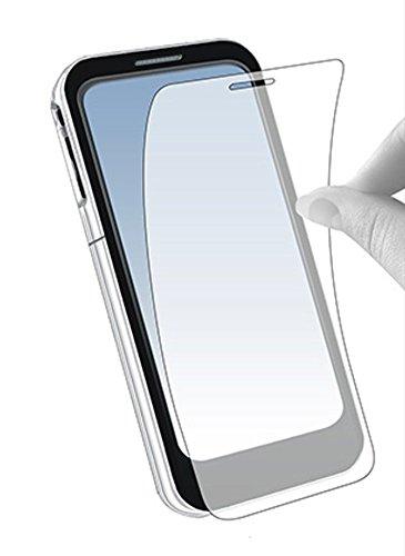 2x Displayfolie/Display Schutz Folie für SAMSUNG GT-S7562/GT-S7582,GT-S7560/GT-S7580 Galaxy S (Handy Displayschutzfolie Schutzfolie)