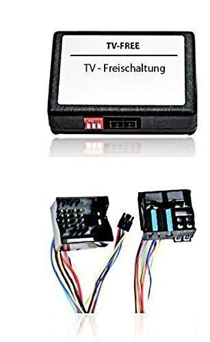 DVD und TV Freischaltung NBT Professional