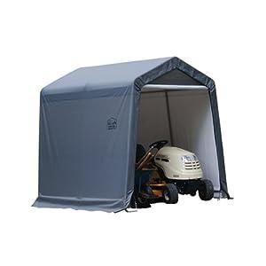 Click to buy ShelterLogic 8x8x8 Peak Style Shed 4-15