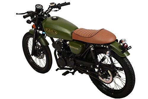 Moto Cafer Racer  Cc  Vitesses