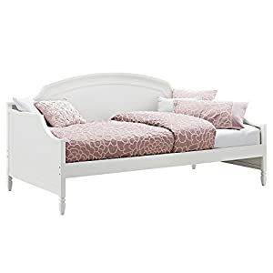 Dorel Living Vivienne Daybed, Twin, White