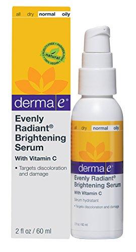 derma e Evenly Radiant Brightening Serum 2 oz (Derma E Dark Circle Eye Cream compare prices)