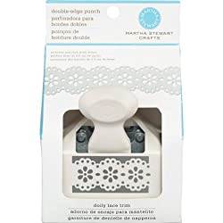 Martha Stewart Crafts Deep Edger Punch, Doily Lace