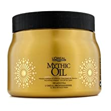 L'oreal Mythic Oil Nourishing Masque (For All Hair Types) 500Ml/16.9Oz