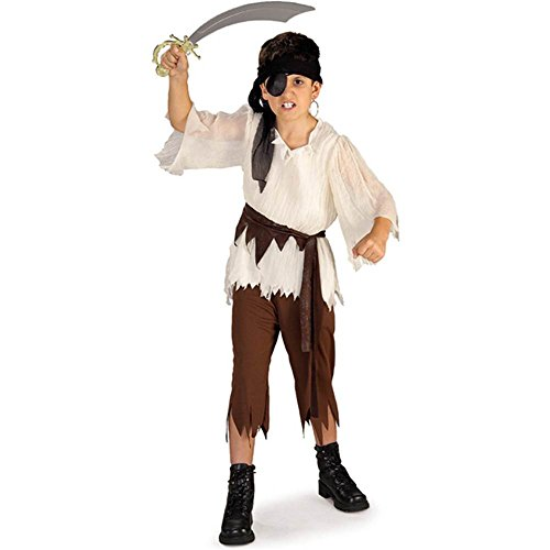 Pirate Boy Kids Costume