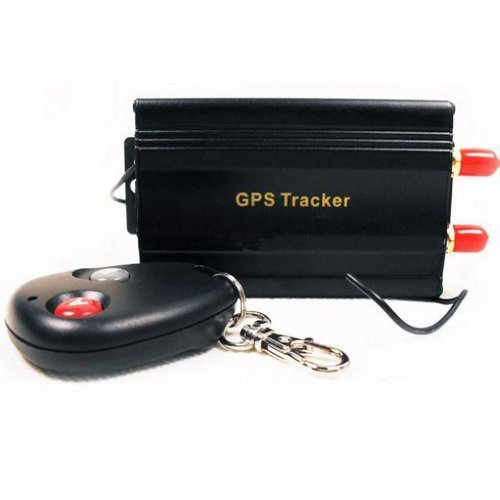 Remote Control Mini SPY Car Vehicle Realtime Tracker For GSM GPRS GPS System Tracking Device TK103B USA SELLER