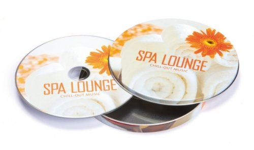 《BRISA》 缶パッケージが素敵なミュージックCD! Spa Lounge スパラウンジ