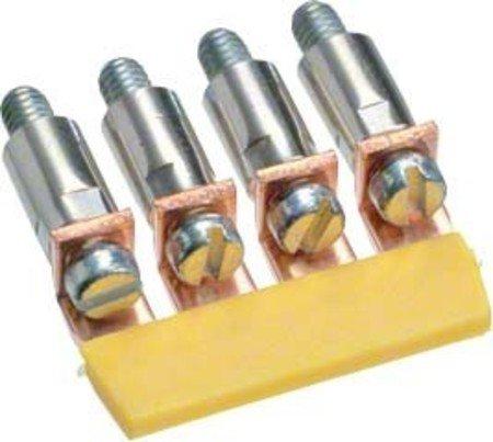 Hager Verbindungssteg isoliert 10qmm 10-fach KWJ10B10