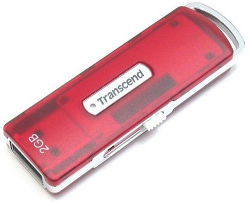 Transcend USBメモリ 2GB JetFlash V10 TS2GJFV10
