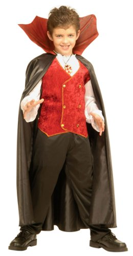 Kids Vampire Costume - Child Std.