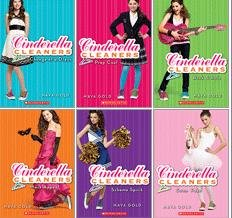 Cinderella Cleaners Set Books 1-6 (Includes: Change of a Dress, Prep Cool, Rock & Roll, Mask Appeal, Scheme Spirit, and Swan Fake) (Cinderella Cleaners compare prices)
