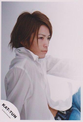 ジャニーズ公式生写真 KAT-TUN【亀梨和也】