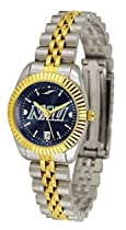 Northern Arizona Lumberjacks Ladies Gold Dress Watch
