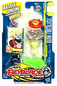 Beyblade Metal Masters Battle Tops -…