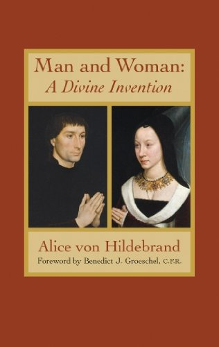 Man & Woman: A Divine Invention: Alice von Hildebrand: 9781932589566: Amazon.com: Books