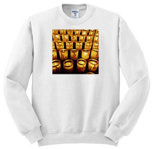 Ss_10071_2 Kike Calvo Faith - Paris France, Notre-Dame Cathedral - Sweatshirts - Adult Sweatshirt Medium