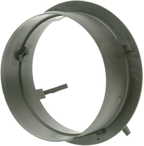 Speedi-Collar SC-05 5-Inch Diameter Take Off Start Collar without Damper for Hvac Duct Work Connections