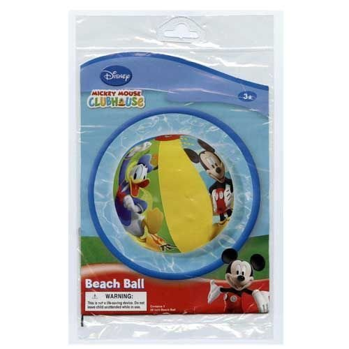 "Mickey Inflatable 20"" Beach Ball"